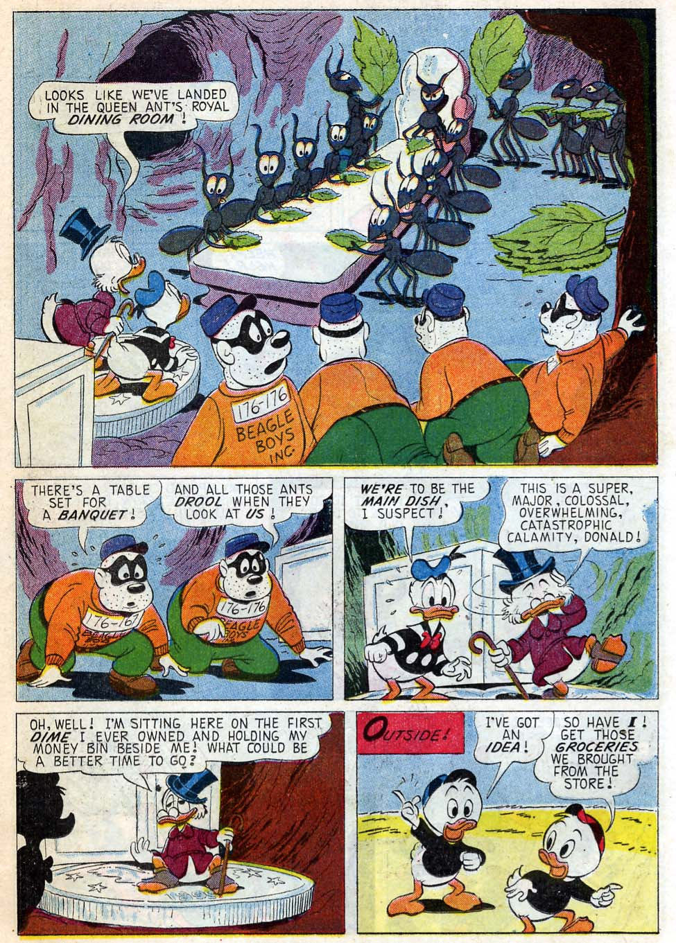 Uncle Scrooge (1953) Issue #33 #33 - English 14