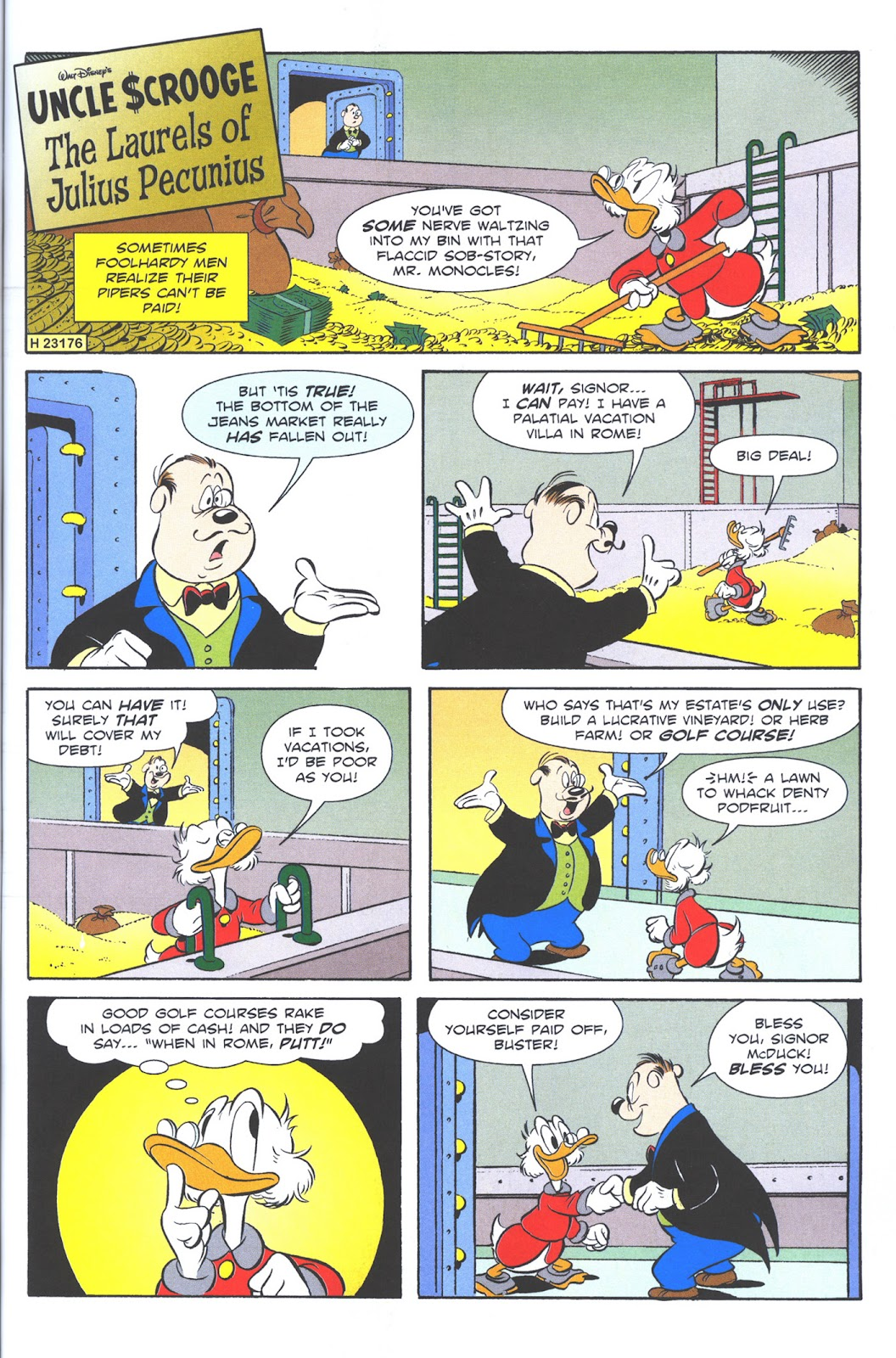 Uncle Scrooge (1953) Issue #375 #375 - English 51