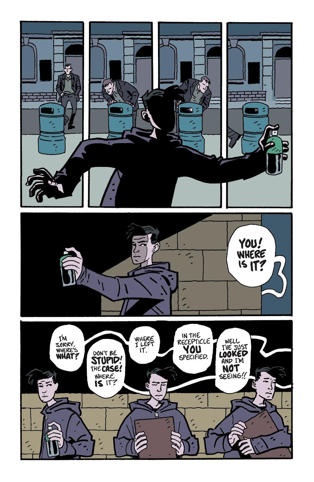 Mudman Issue #6 #6 - English 18