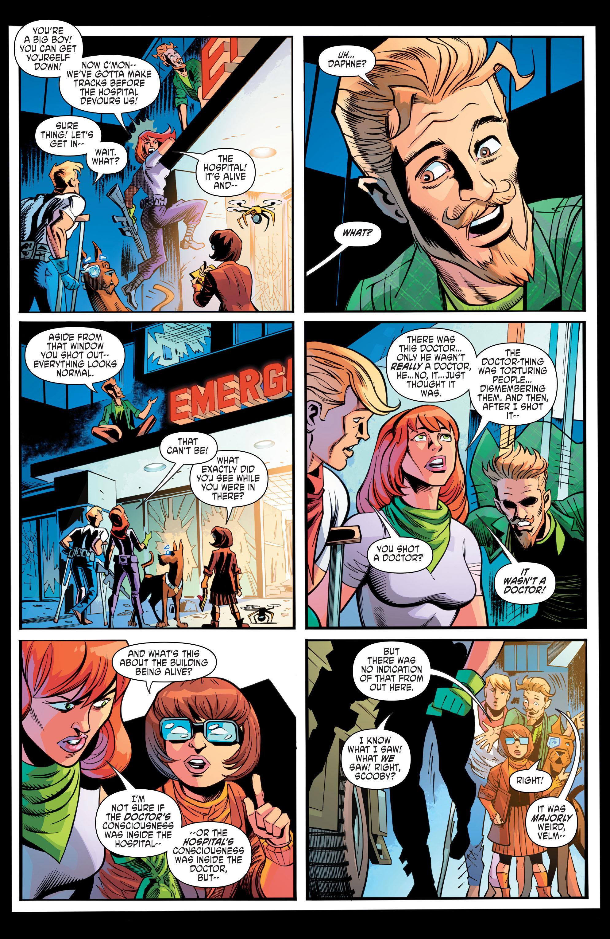 Read online Scooby Apocalypse comic -  Issue #8 - 23