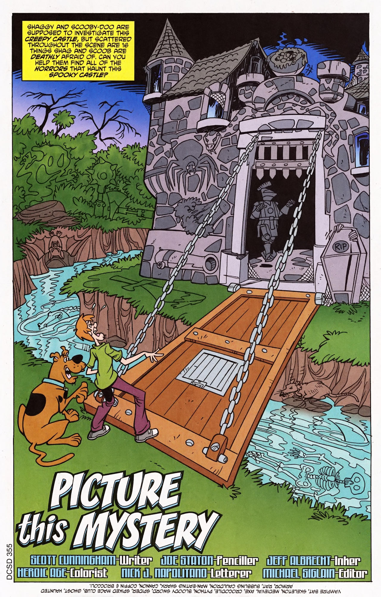 Read online Scooby-Doo (1997) comic -  Issue #138 - 14
