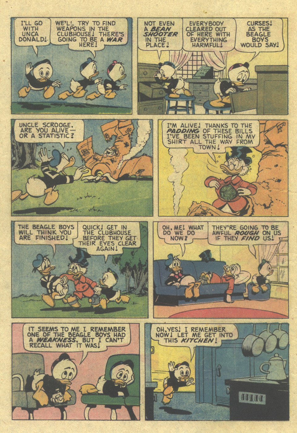 Uncle Scrooge (1953) Issue #115 #115 - English 22