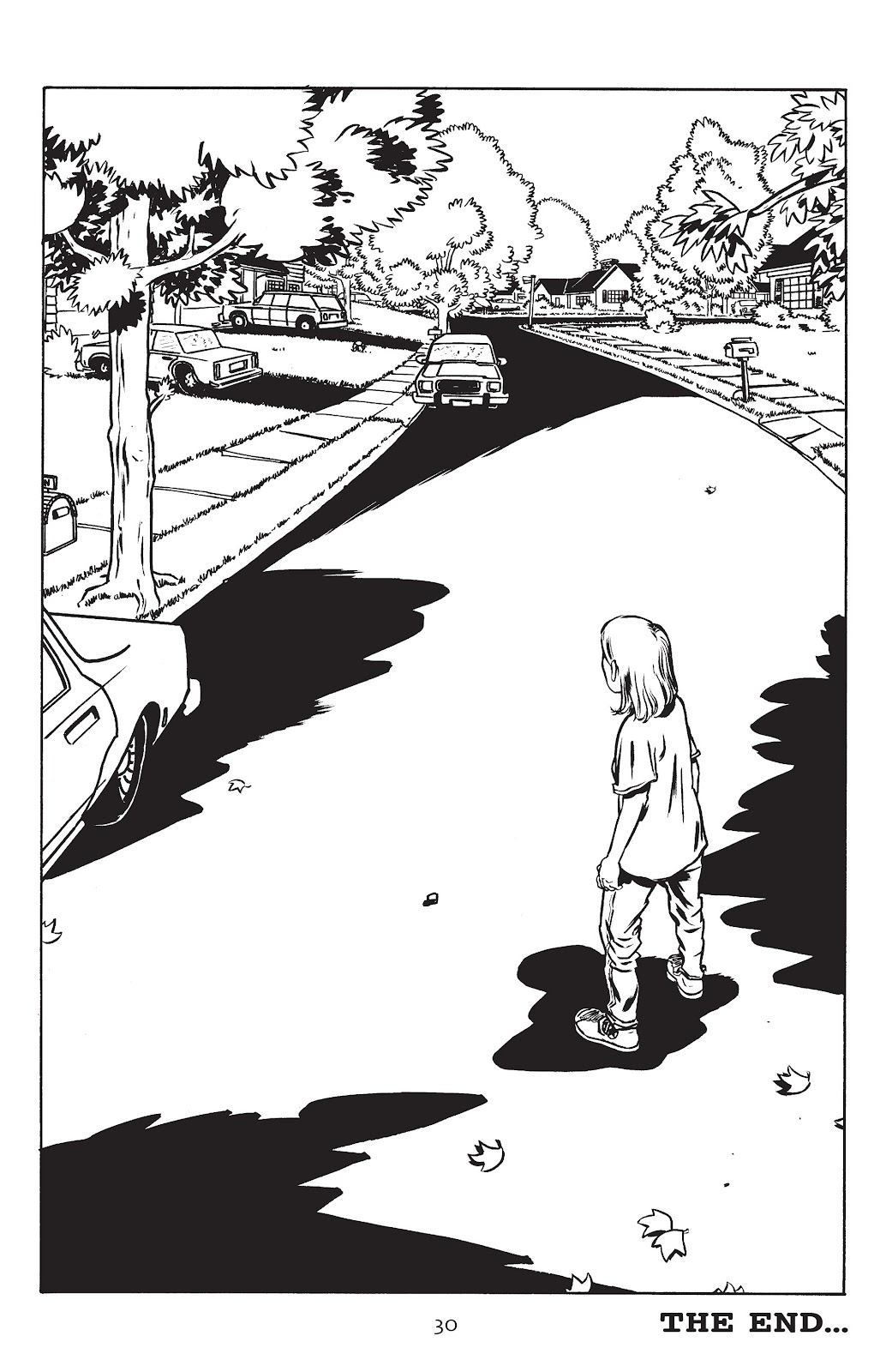 Stray Bullets Issue #7 #7 - English 32