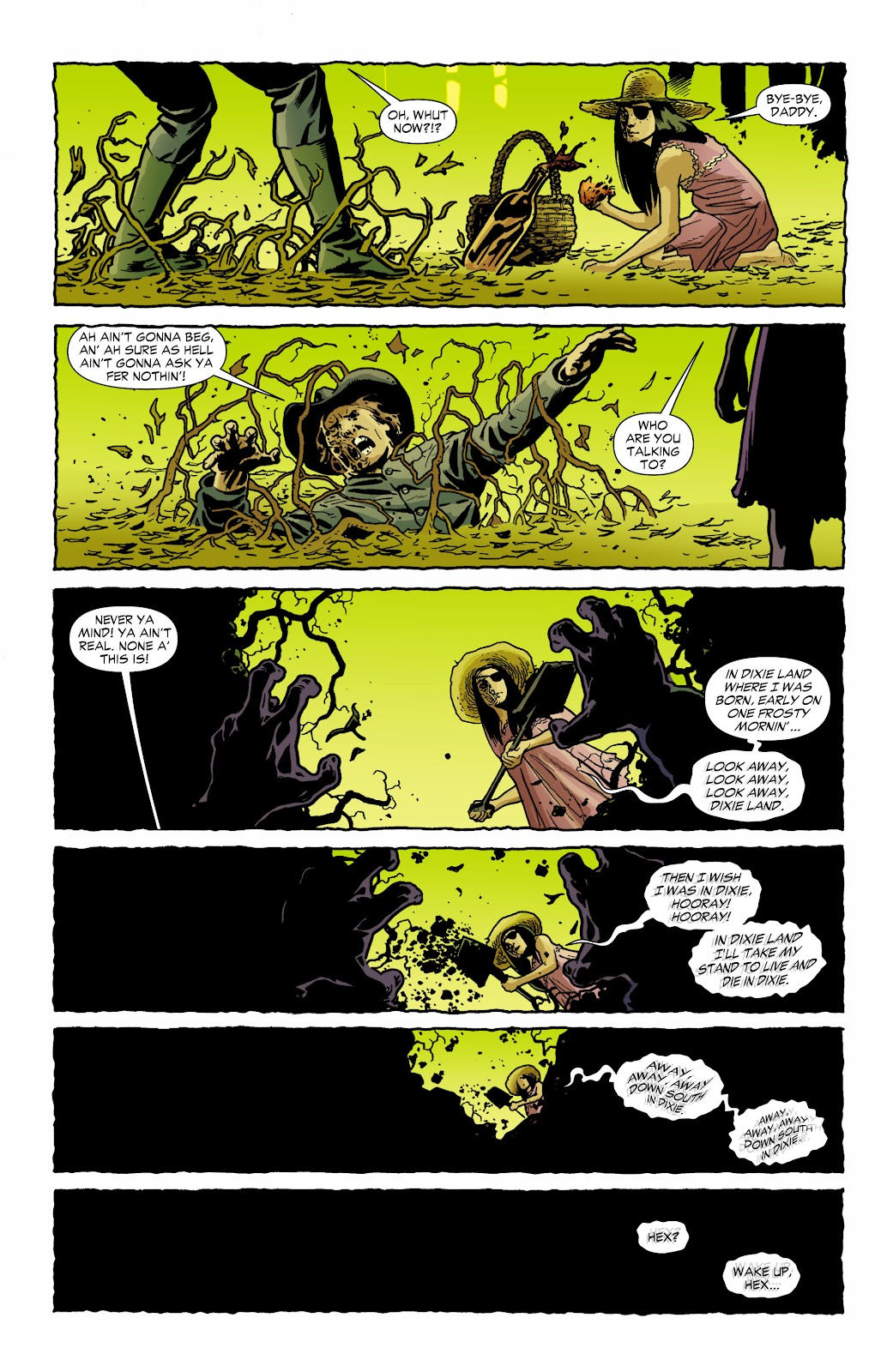 Jonah Hex (2006) Issue #70 #70 - English 12