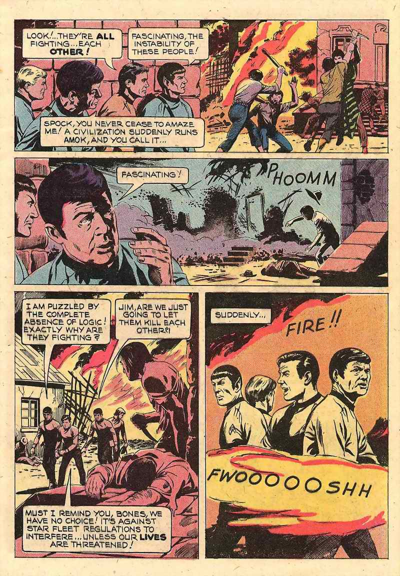Star Trek (1967) #58 #58 - English 7