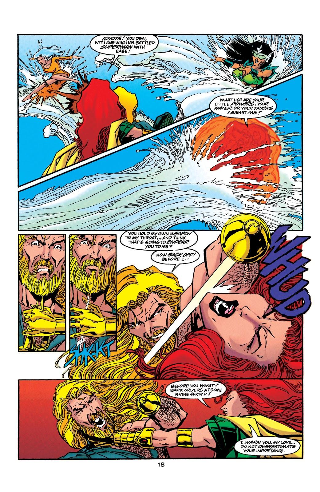 Aquaman (1994) Issue #41 #47 - English 19