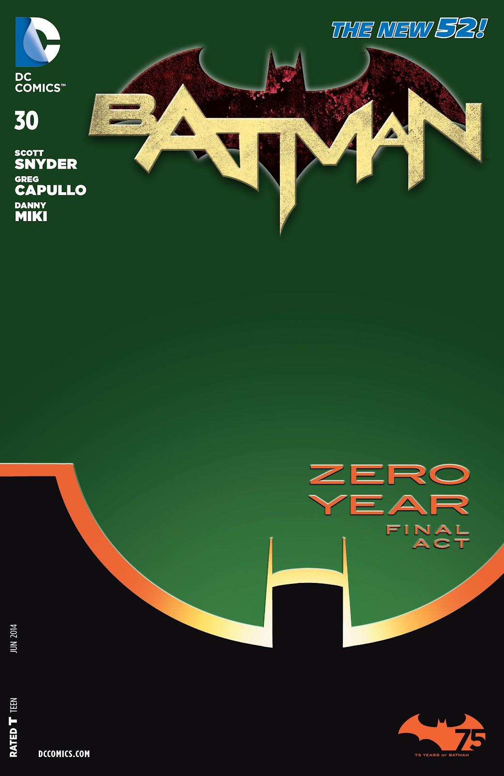 Batman (2011) Issue #30 #49 - English 1