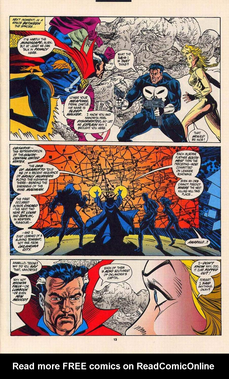 Read online Secret Defenders comic -  Issue #4 - 8