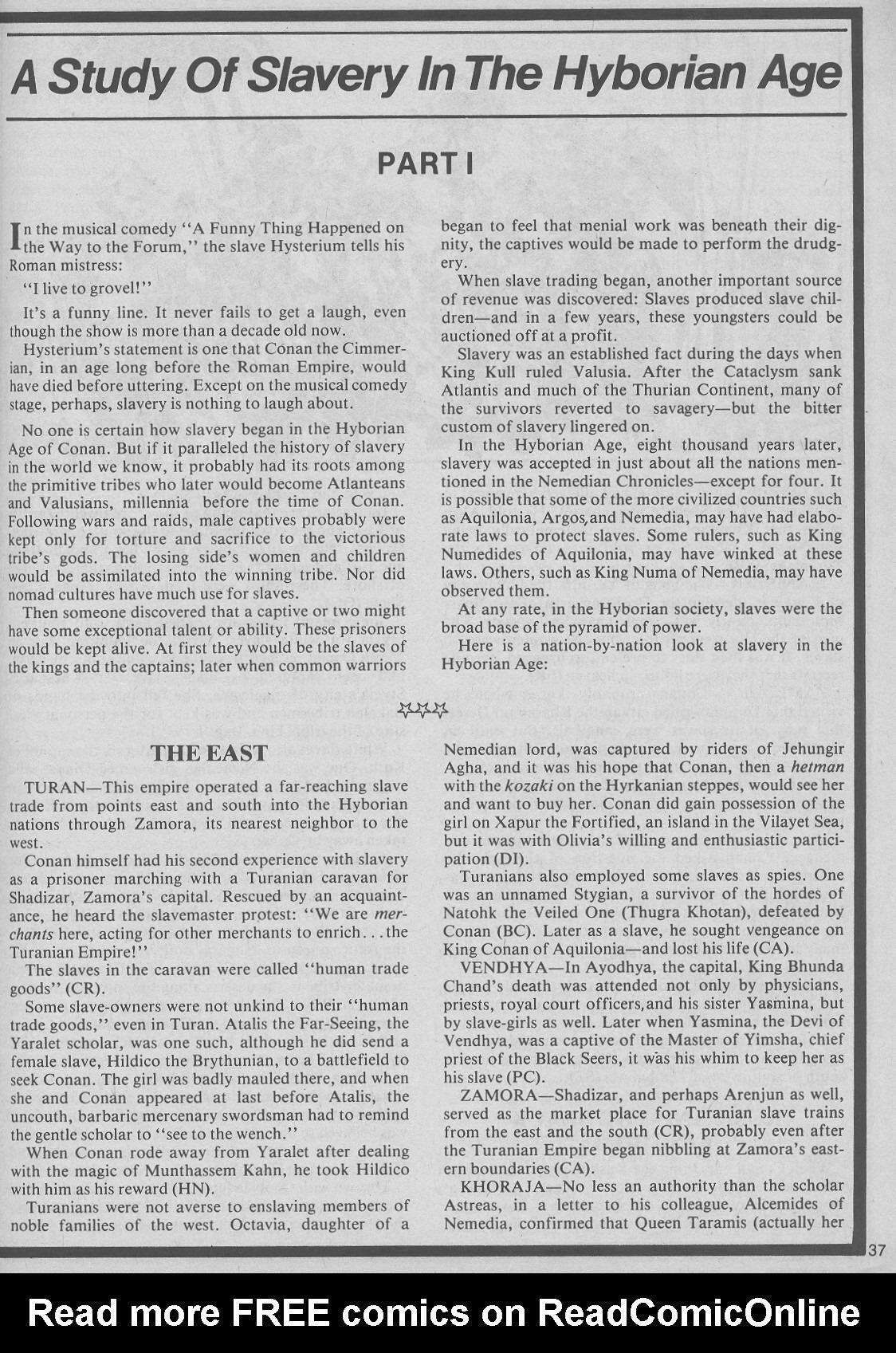 >The Sav #191 - English 37