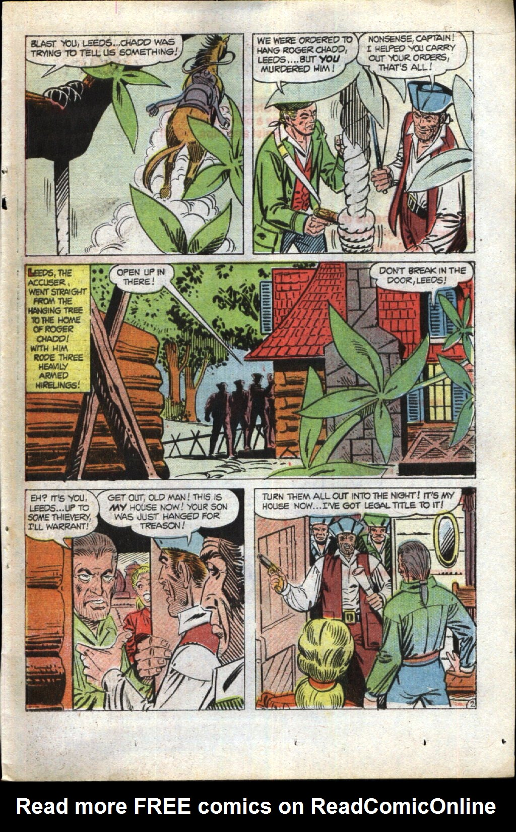 Read online Scary Tales comic -  Issue #32 - 13