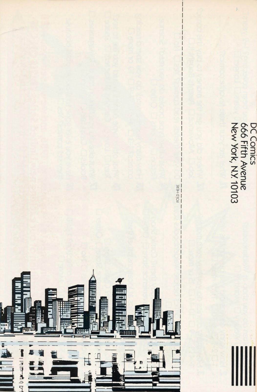Aquaman (1986) Issue #3 #3 - English 21