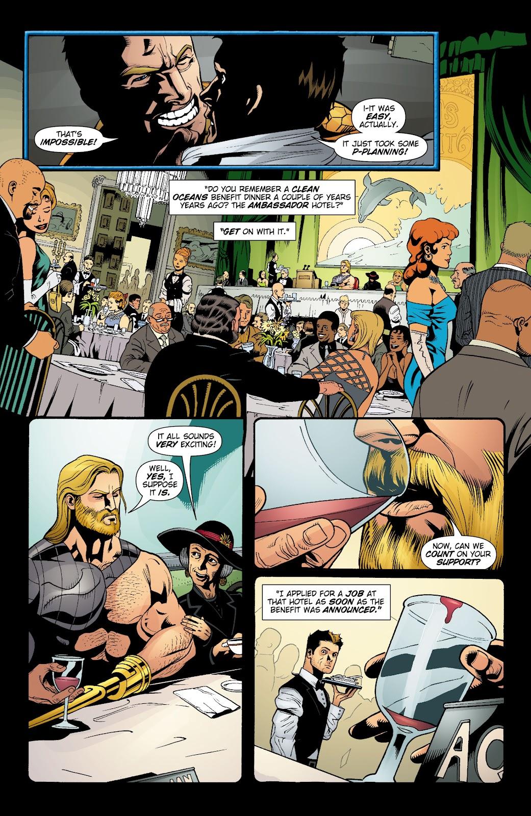 Aquaman (2003) Issue #19 #19 - English 13