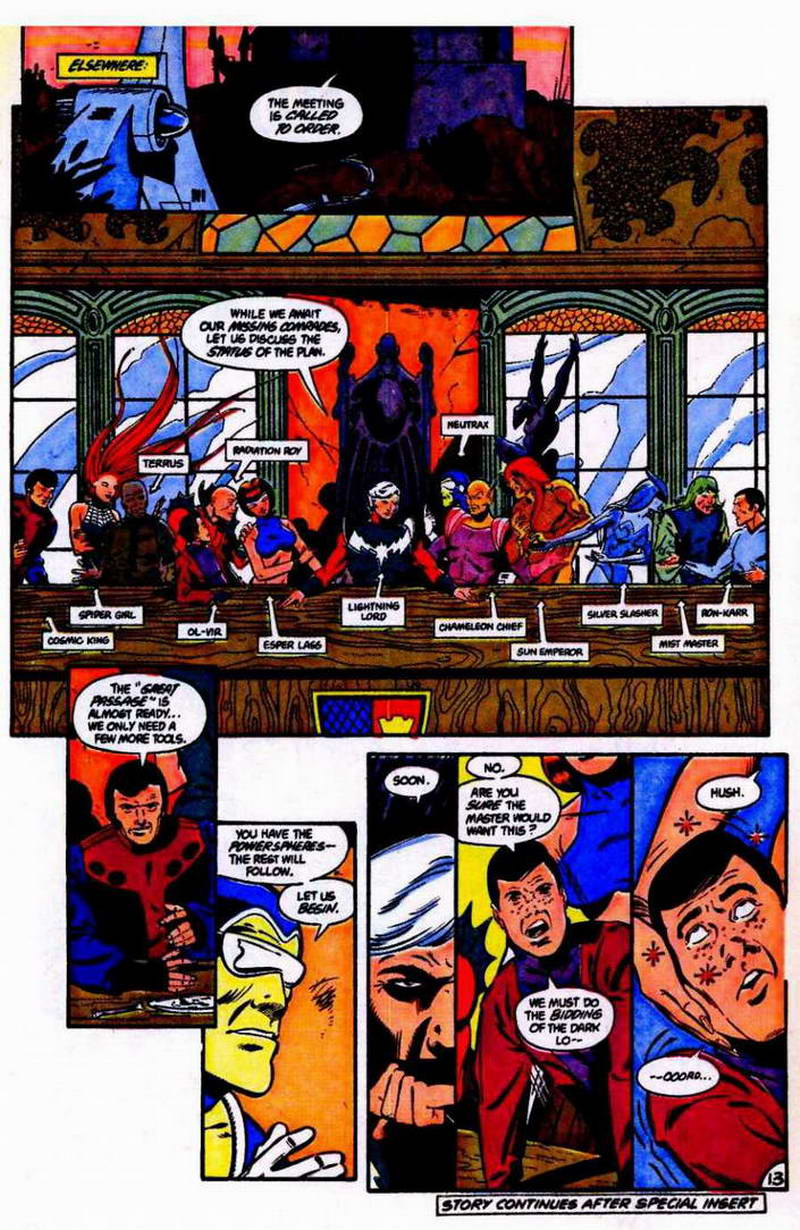 Tales of the Legion Issue #327 #14 - English 14