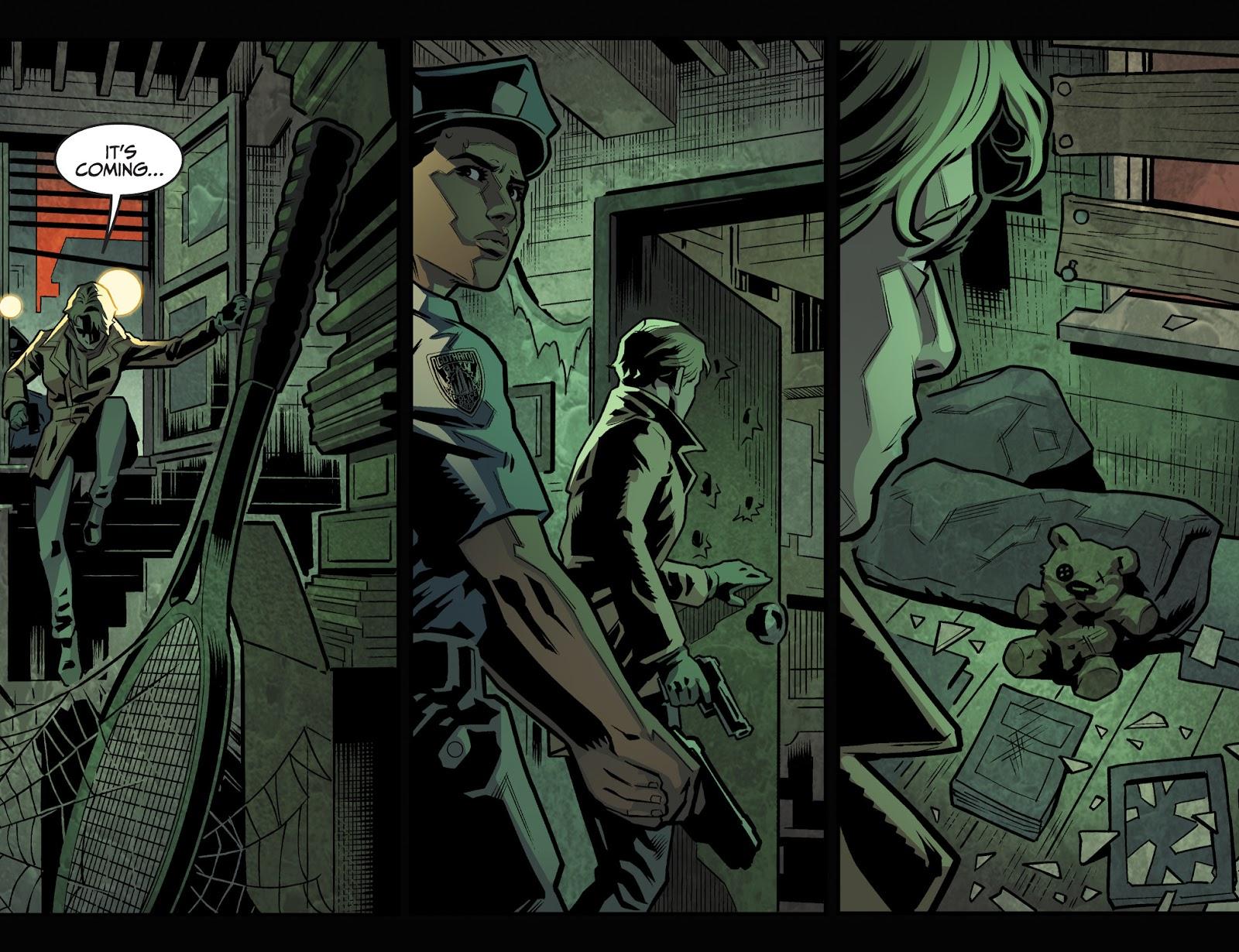 Injustice: Gods Among Us Year Four Issue #2 #3 - English 5