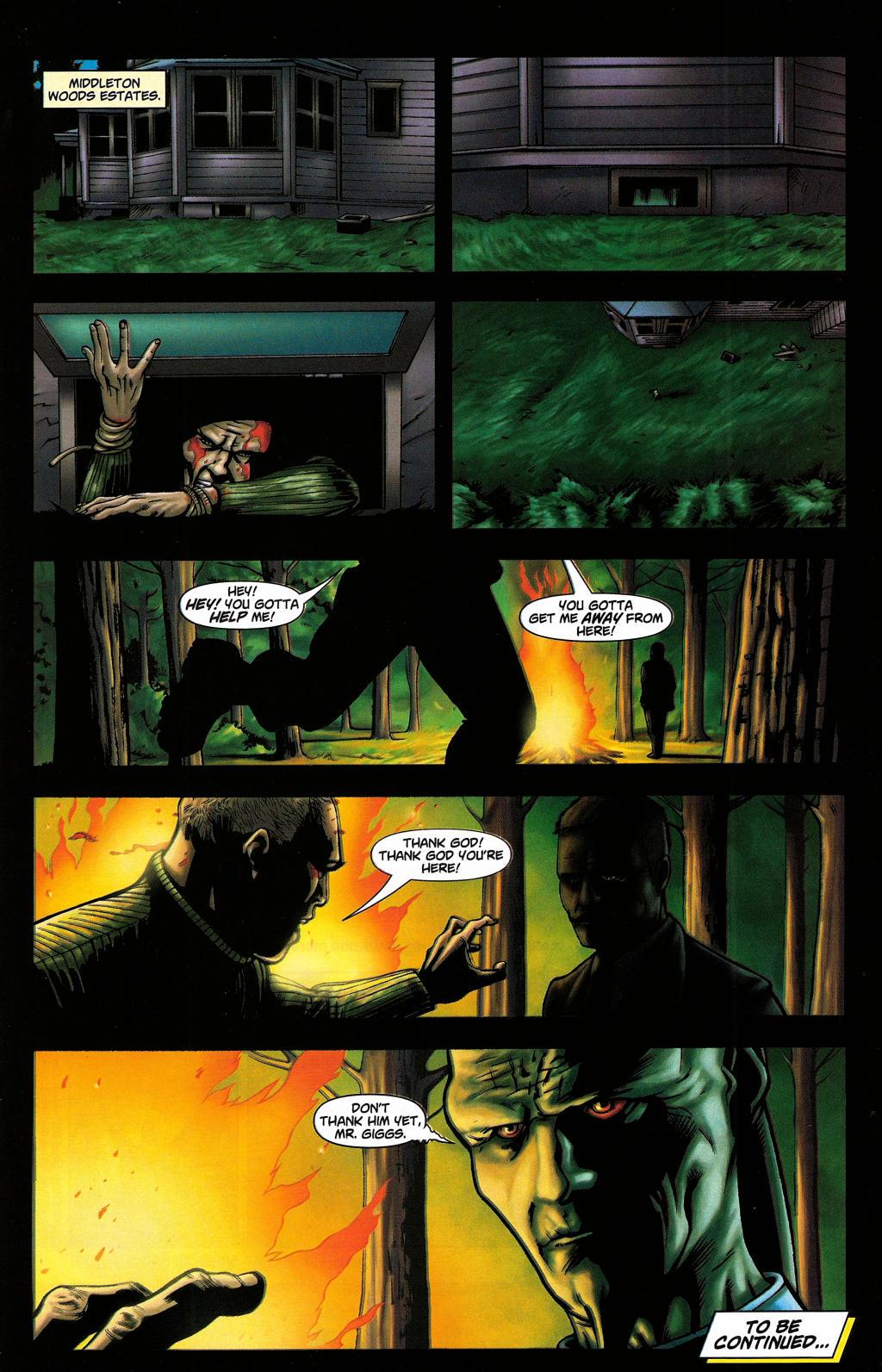 Read online Martian Manhunter (2006) comic -  Issue #5 - 33