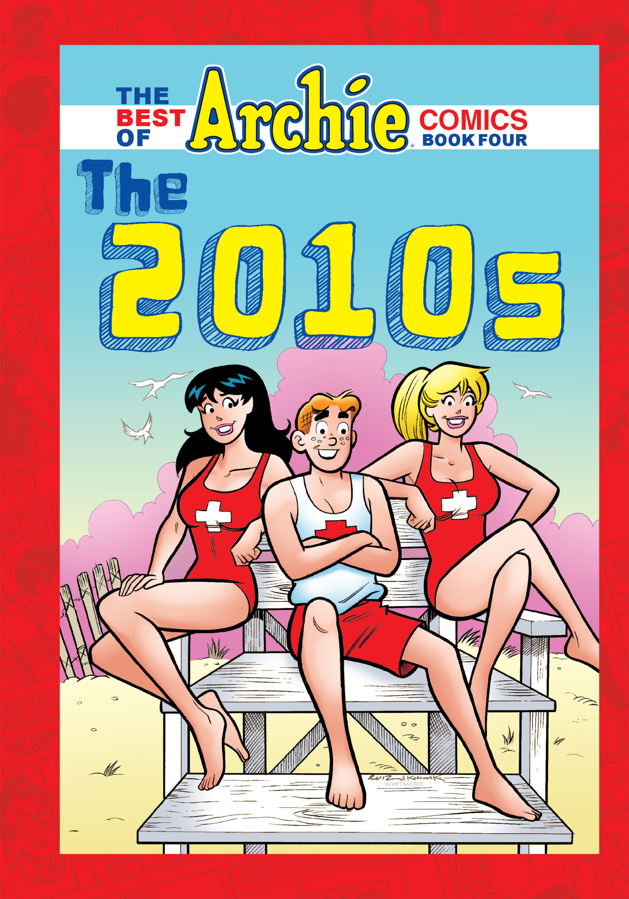 Read online The Best of Archie Comics comic -  Issue # TPB 4 (Part 2) - 149