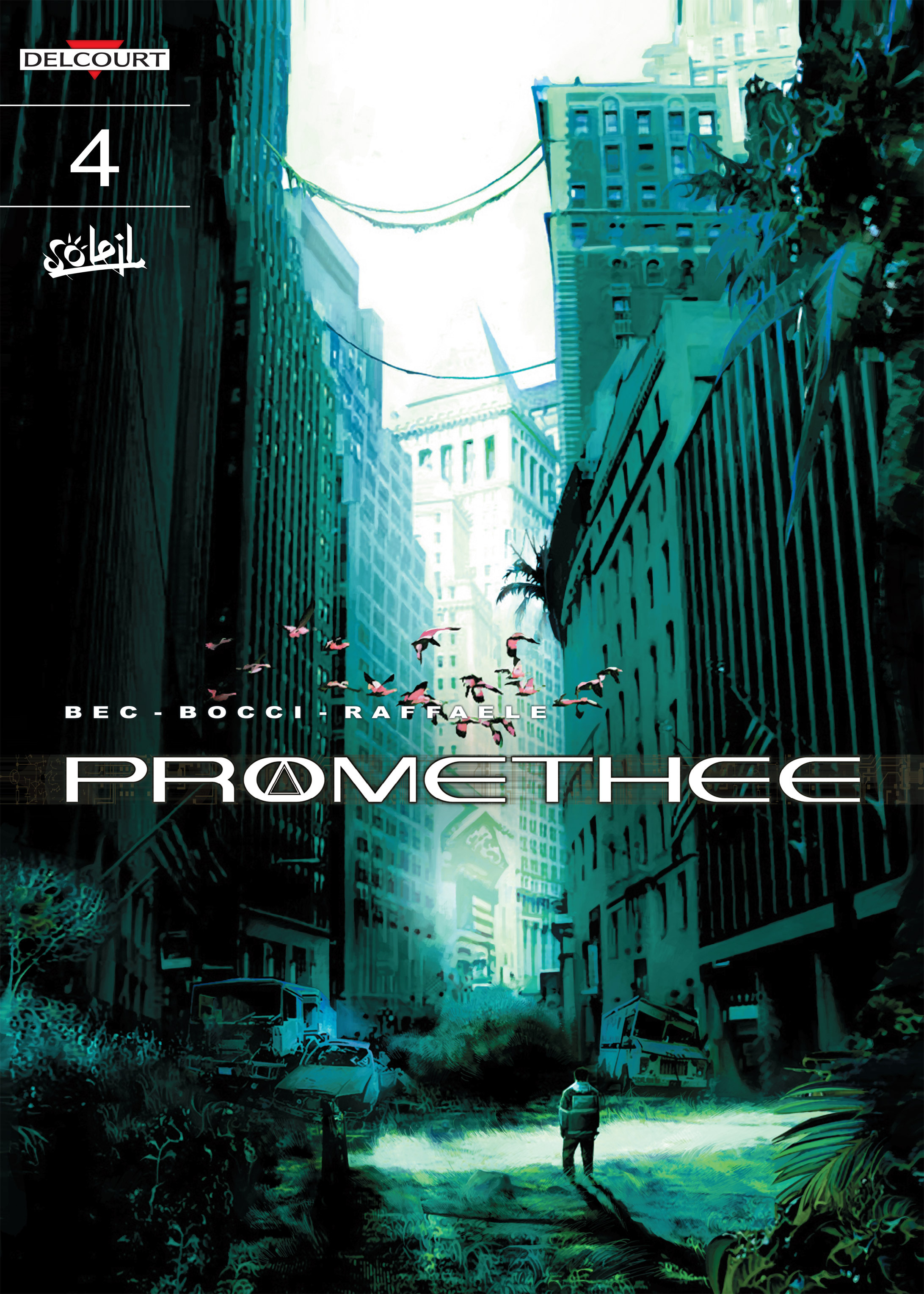 Promethee #4 #16 - English 1