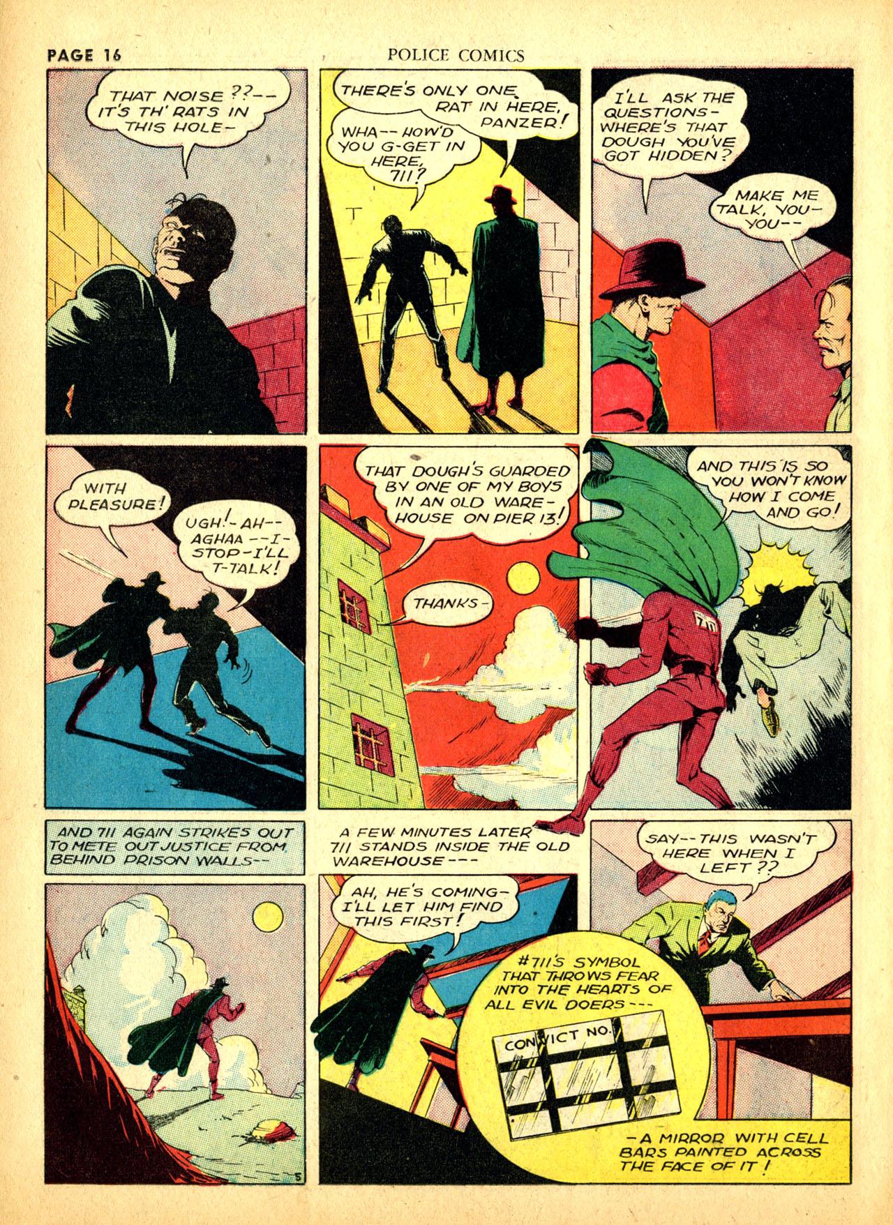 Police Comics #1 #127 - English 19