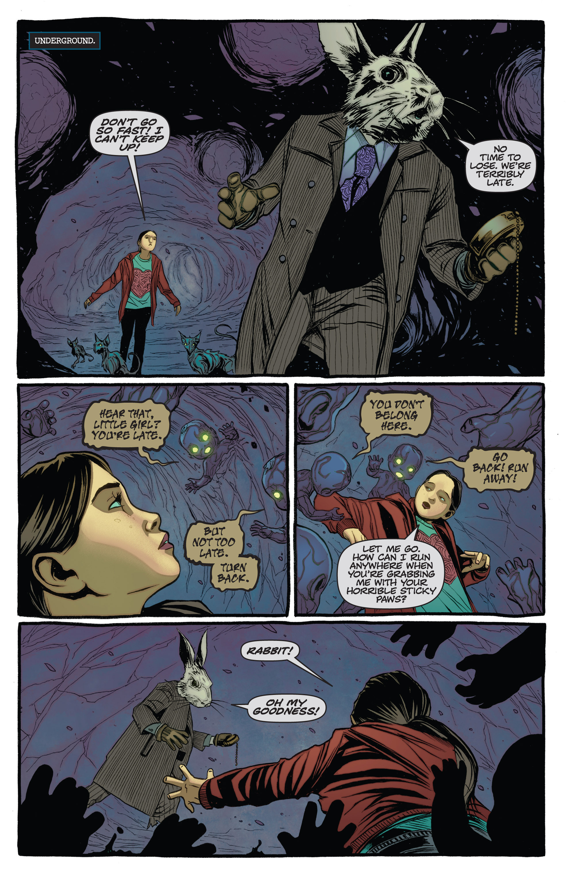 Read online The Darkness (2007) comic -  Issue #113 - 6