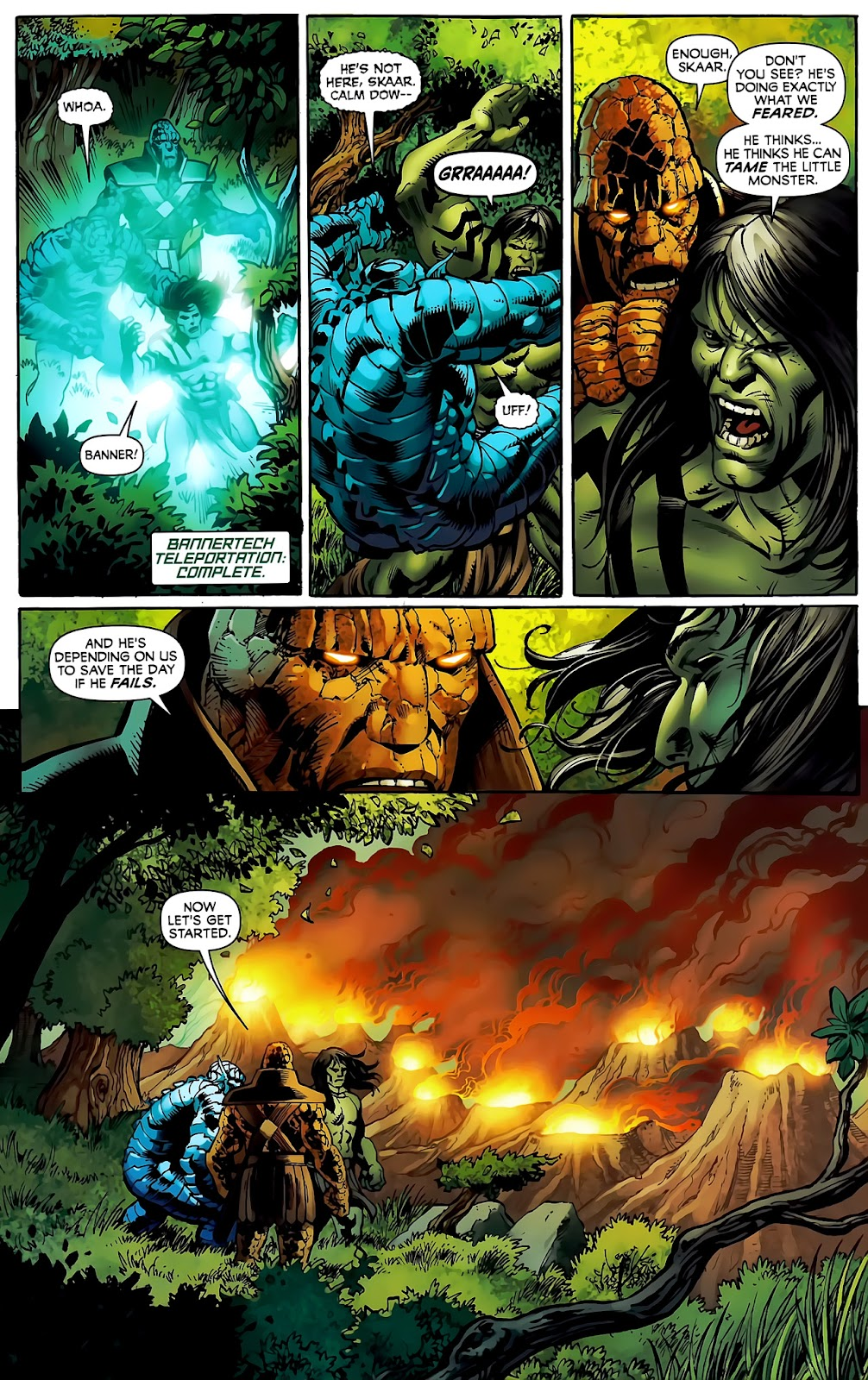 Incredible Hulks (2010) Issue #615 #5 - English 16