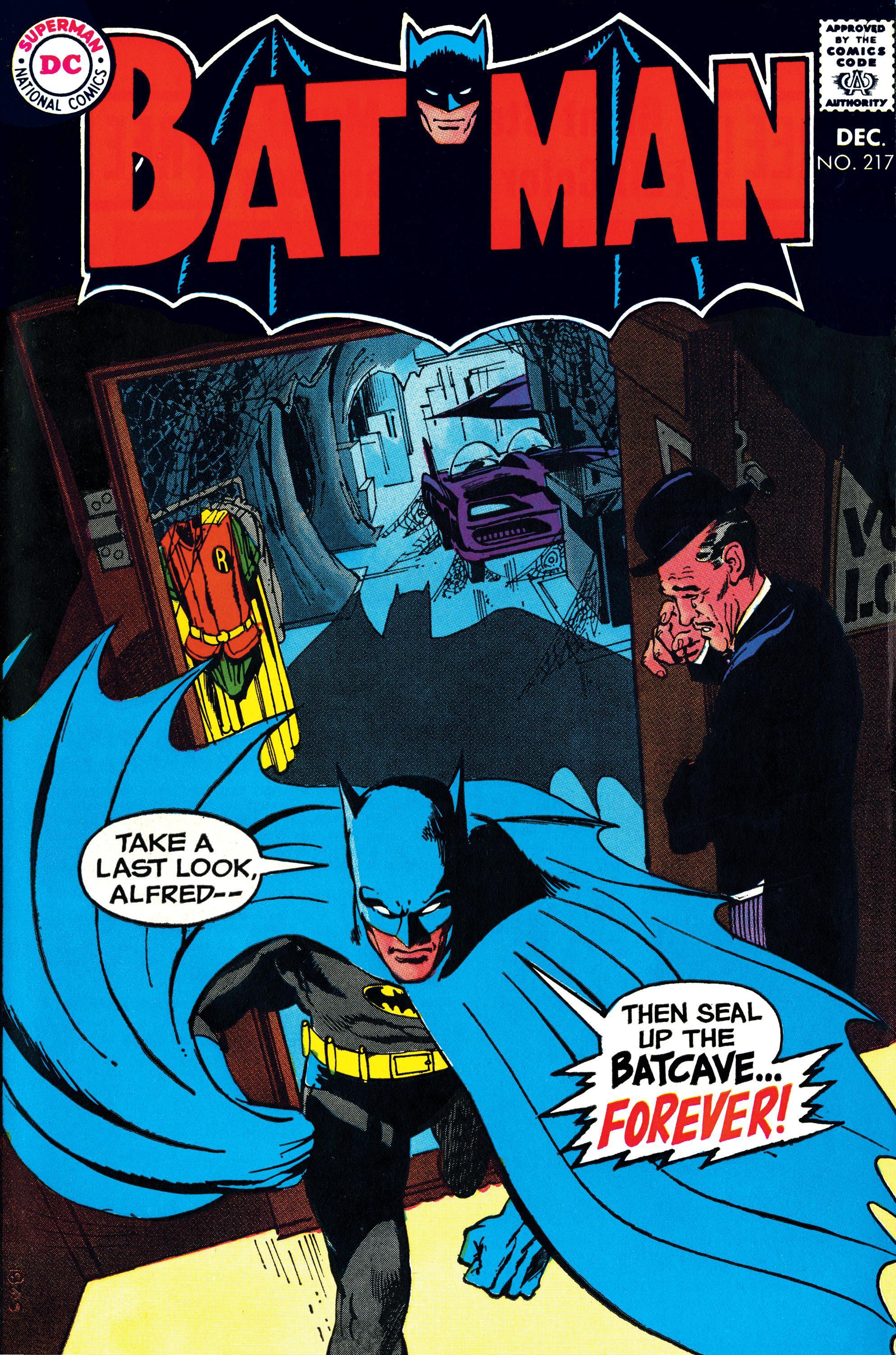 Batman (1940) 217 Page 1