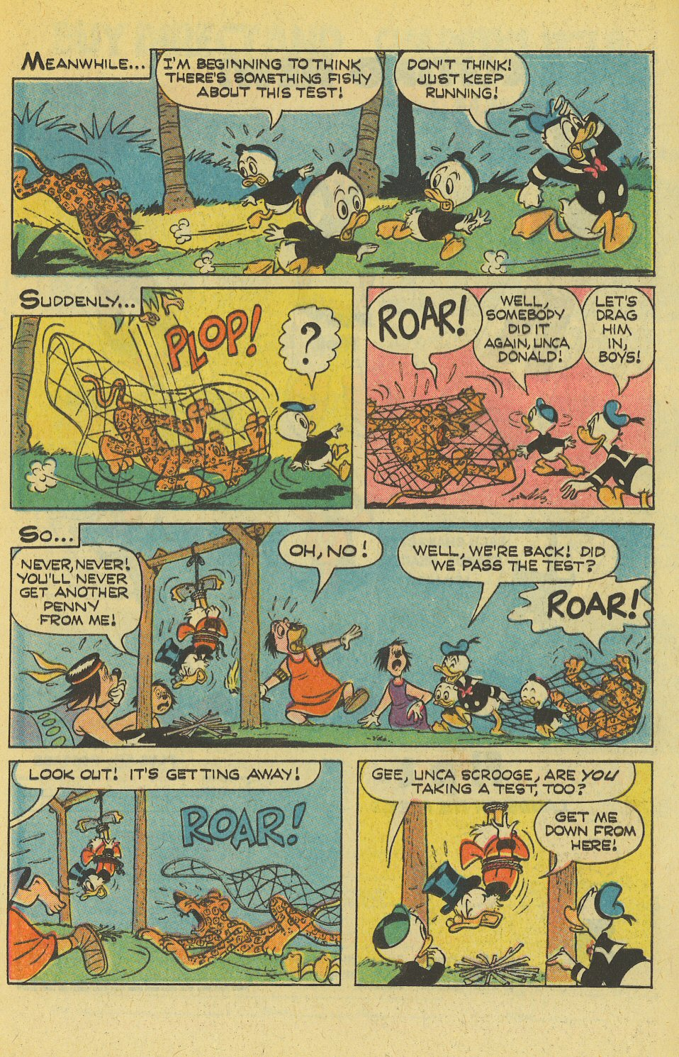 Uncle Scrooge (1953) Issue #163 #163 - English 17