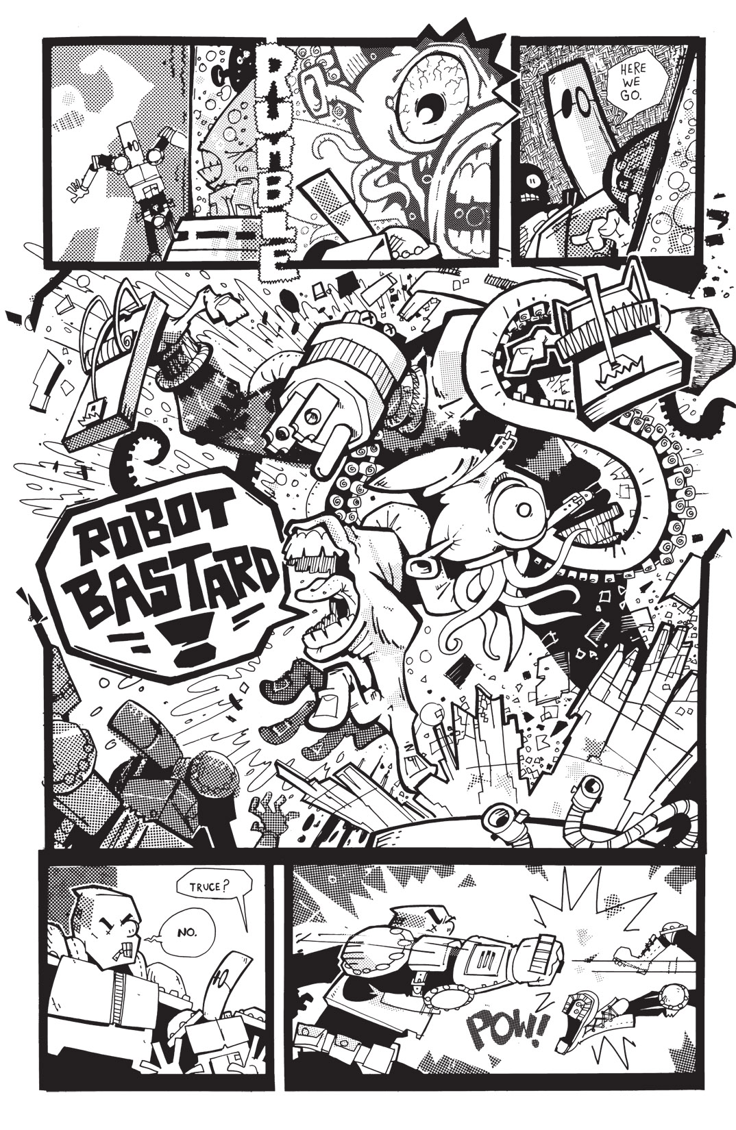Read online Scud: The Disposable Assassin: The Whole Shebang comic -  Issue # TPB (Part 4) - 64