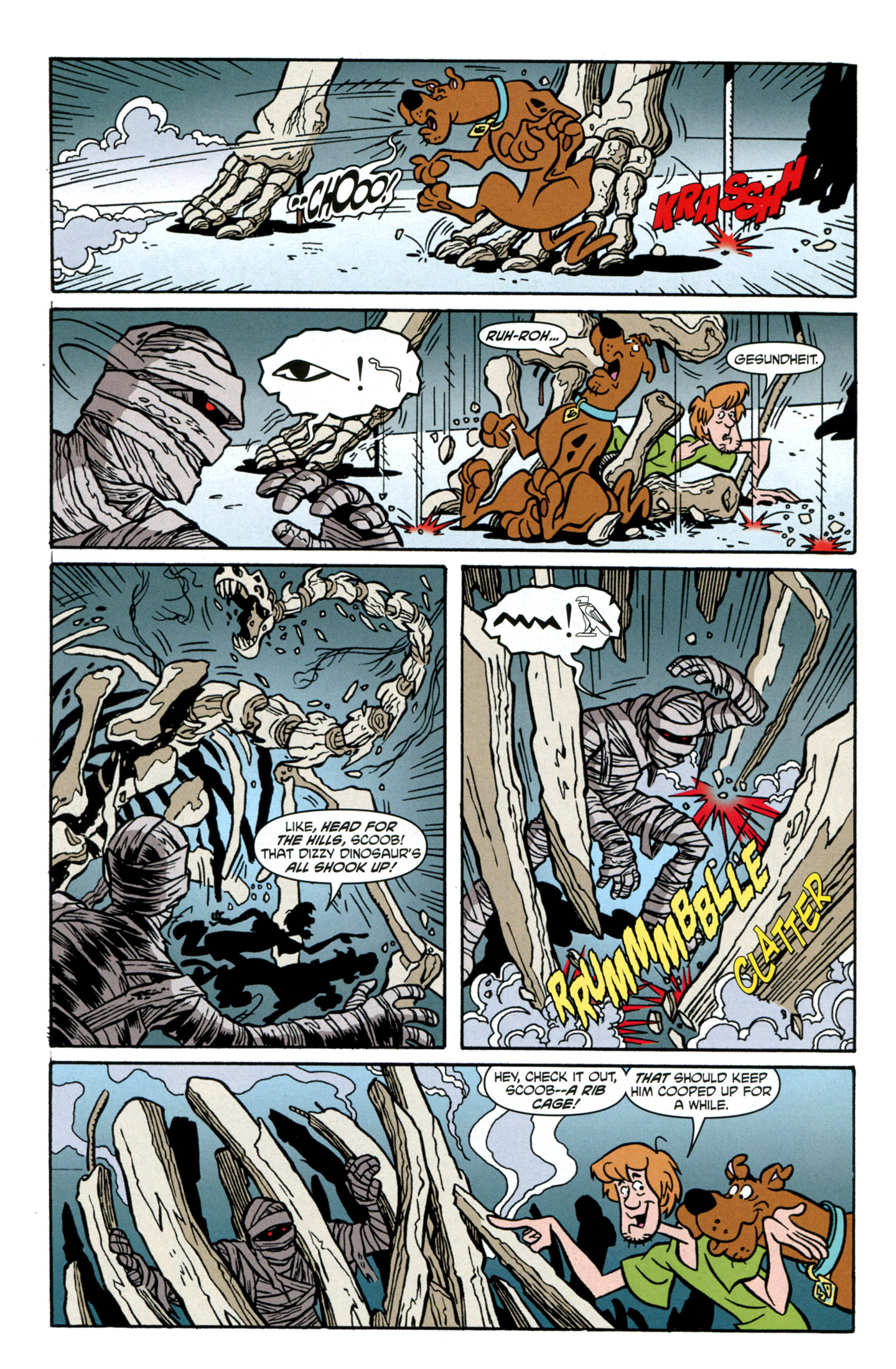 Read online Scooby-Doo: Where Are You? comic -  Issue #24 - 10
