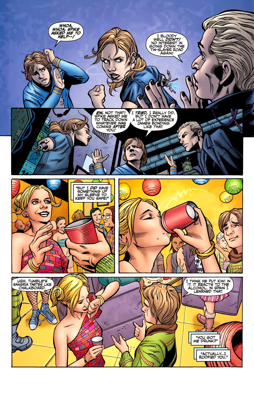 Read online Buffy the Vampire Slayer Season Nine comic -  Issue #8 - 9