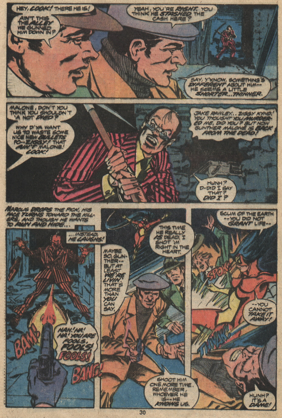 Spider-Woman (1978) Issue #8 #8 - English 17