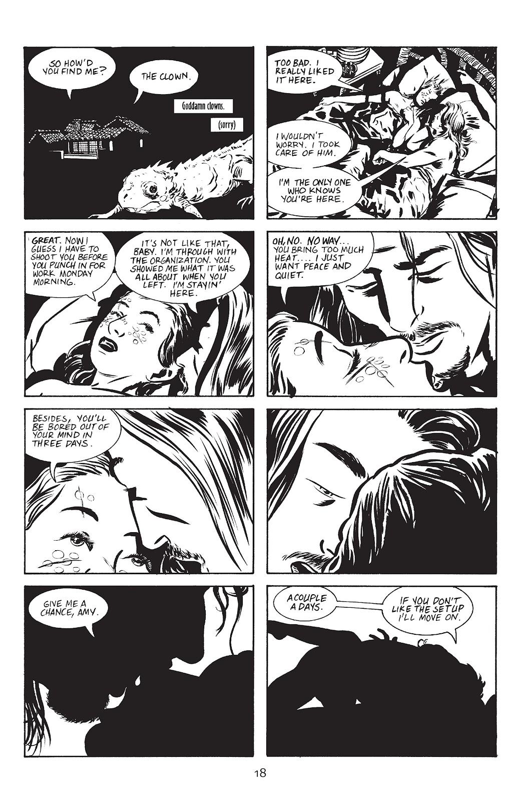 Stray Bullets Issue #10 #10 - English 20