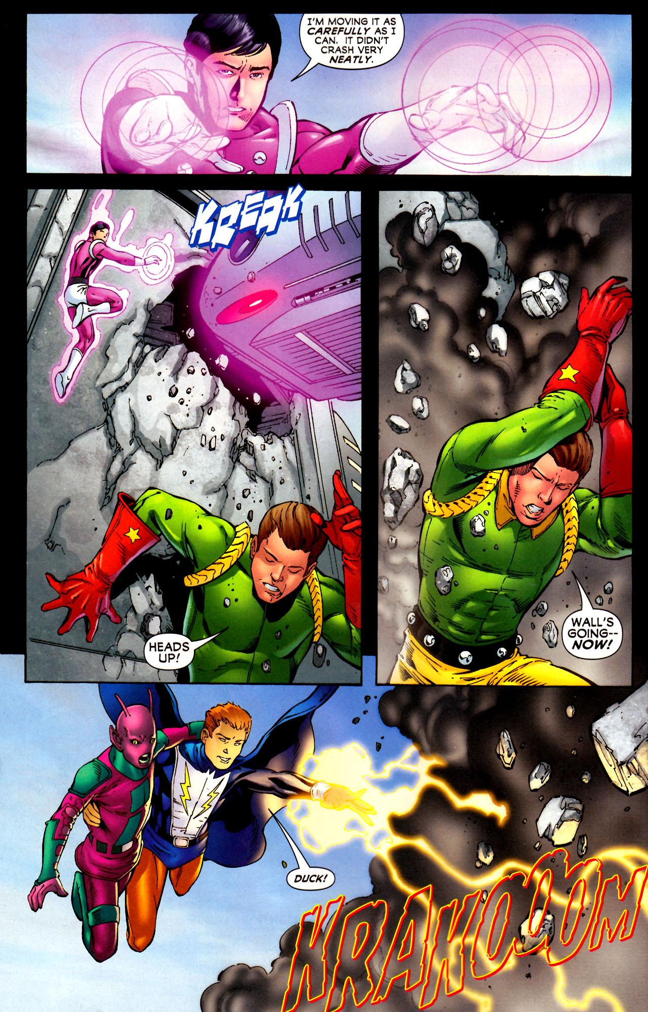 Read online Adventure Comics (2009) comic -  Issue #12 - 9