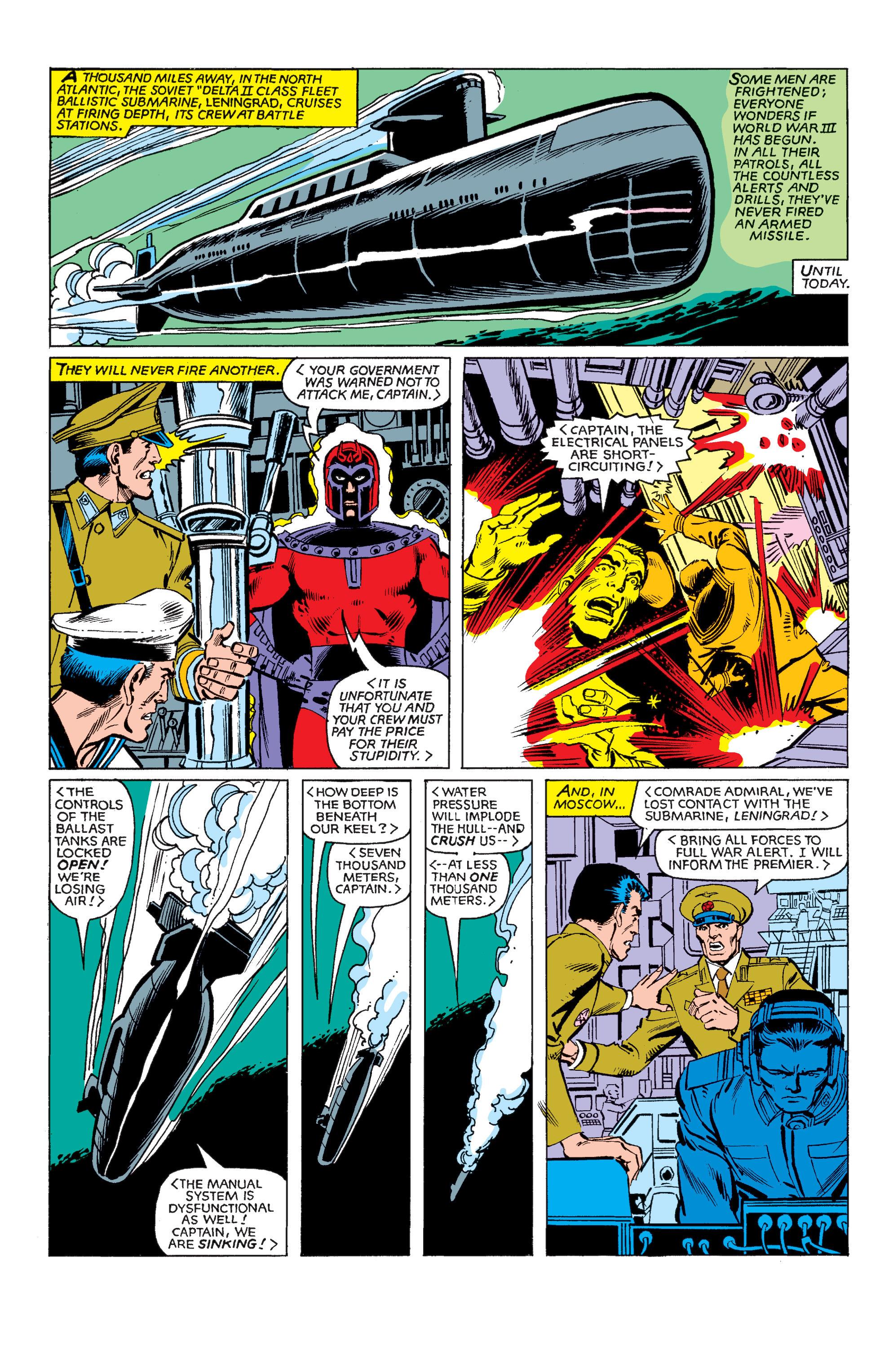 Uncanny X-Men (1963) 150 Page 6