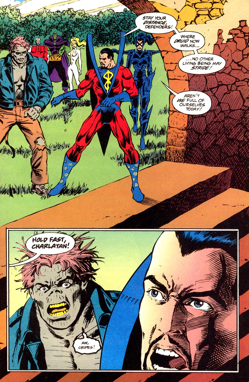 Read online Secret Defenders comic -  Issue #23 - 22