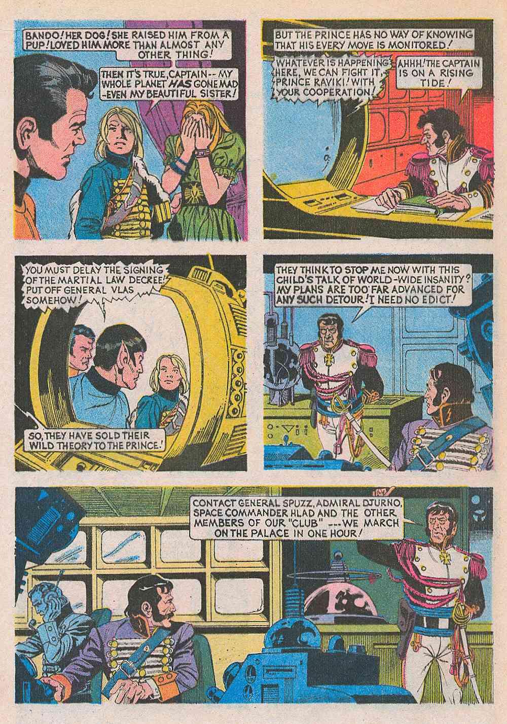 Star Trek (1967) Issue #20 #20 - English 13