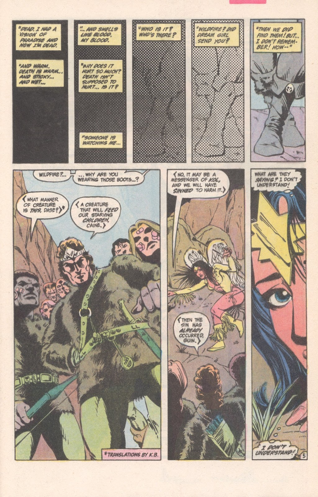 Tales of the Legion Issue #321 #8 - English 7