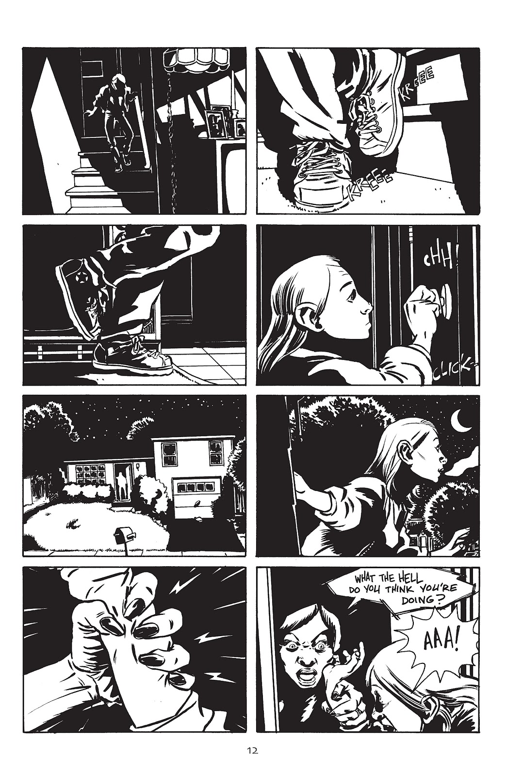 Stray Bullets Issue #7 #7 - English 14