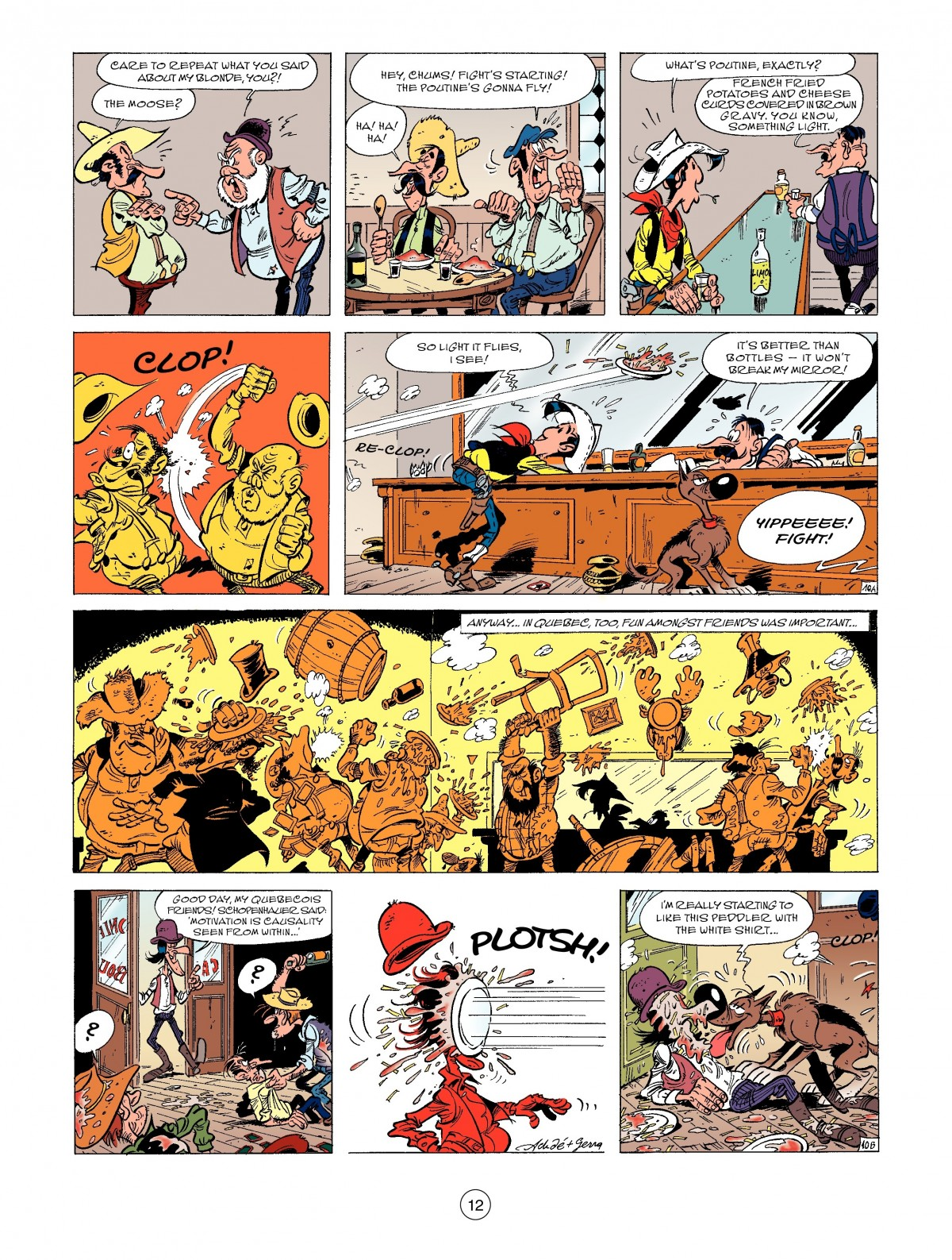 A Lucky Luke Adventure 52 Page 13