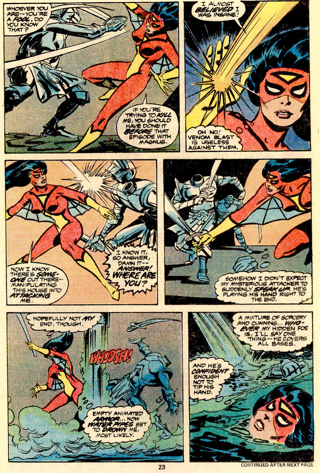 Spider-Woman (1978) Issue #5 #5 - English 15