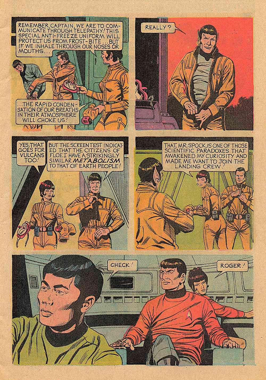 Star Trek (1967) Issue #27 #27 - English 4
