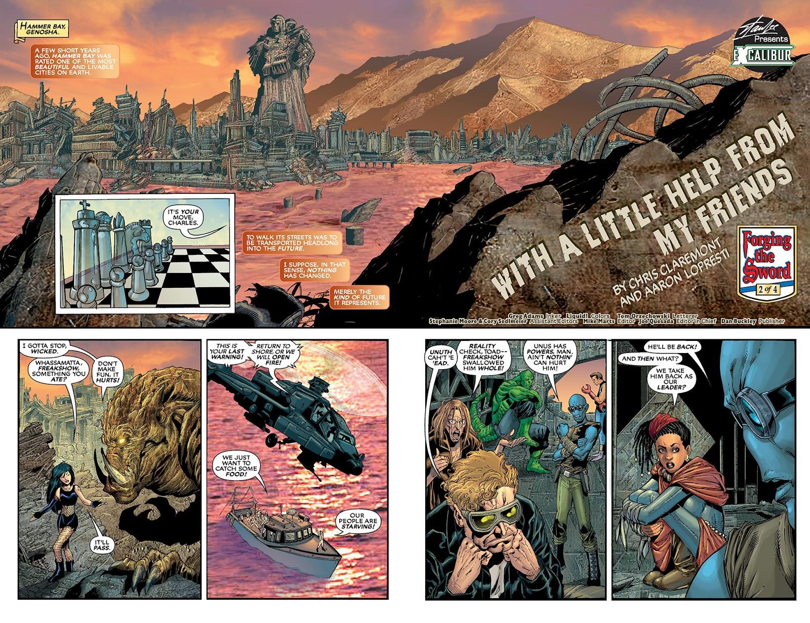 Excalibur (2004) Issue #2 #2 - English 3