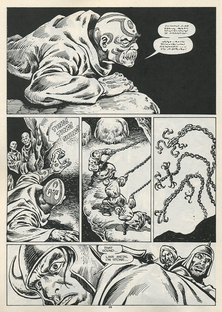 The Savage Sword Of Conan Issue #178 #179 - English 28
