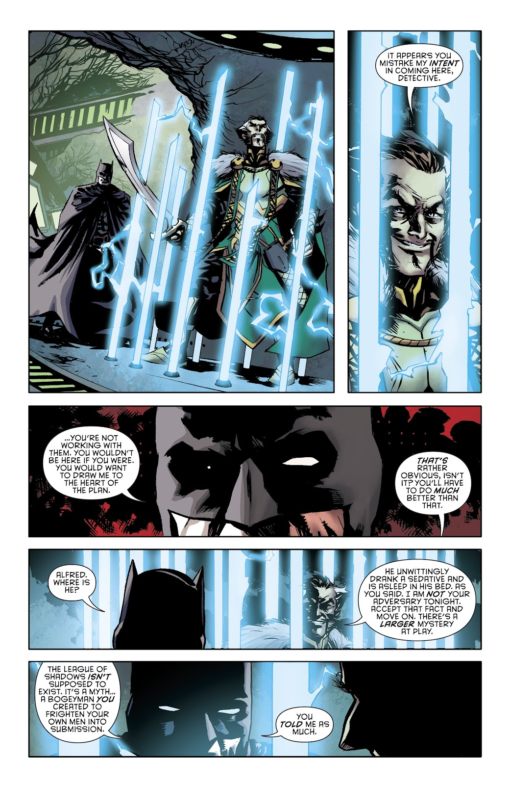 Detective Comics (2016) Issue #954 #21 - English 6