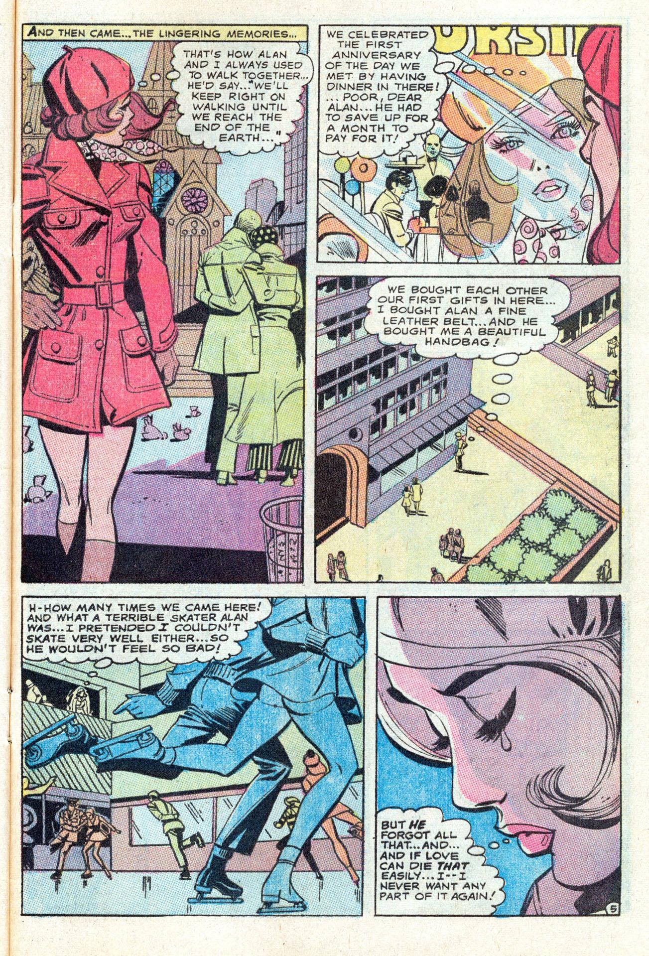 Read online Secret Hearts comic -  Issue #142 - 29