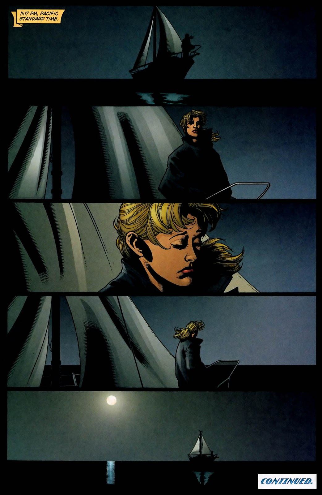 Aquaman (2003) Issue #33 #33 - English 23