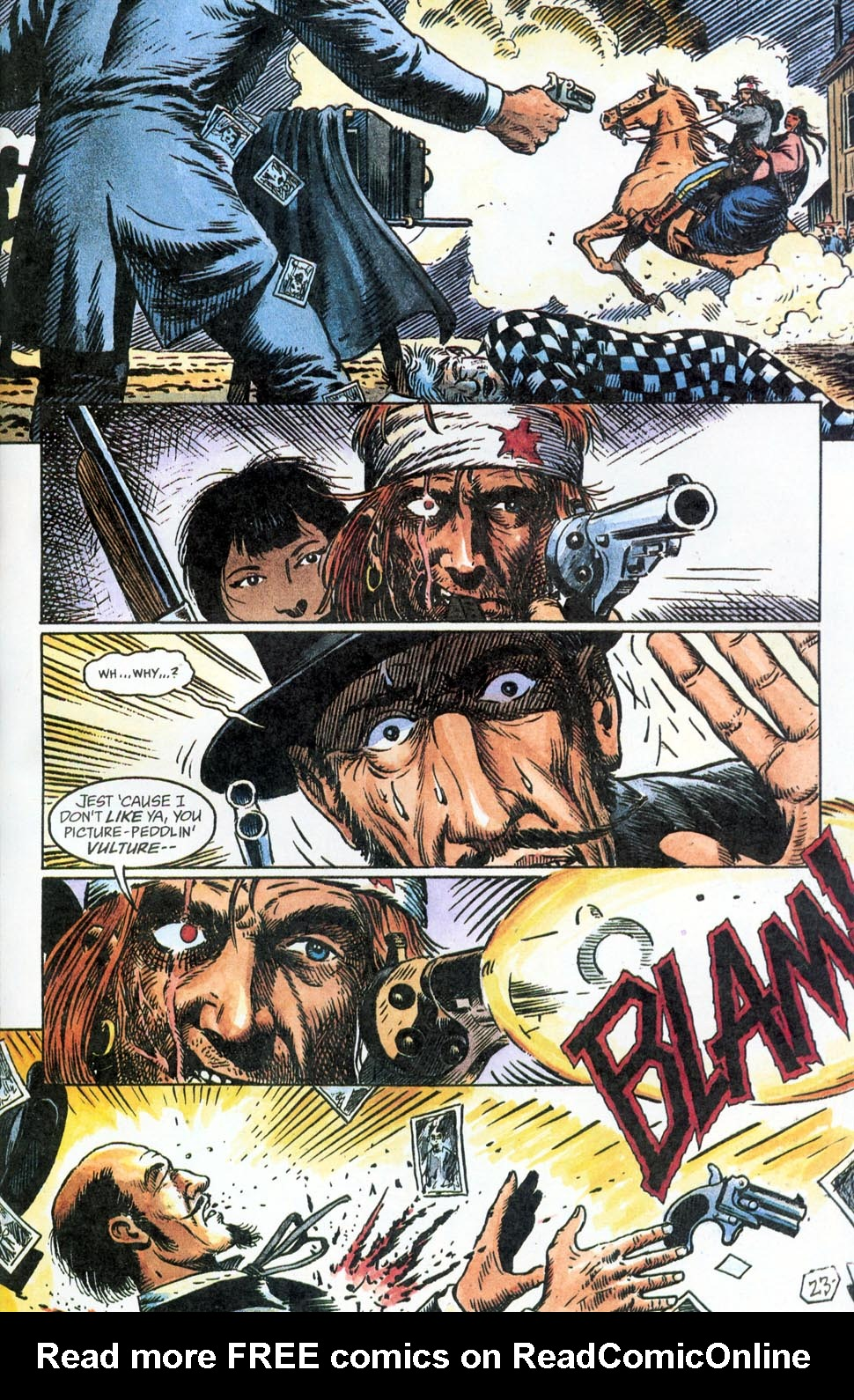 Jonah Hex: Two-Gun Mojo Issue #2 #2 - English 25
