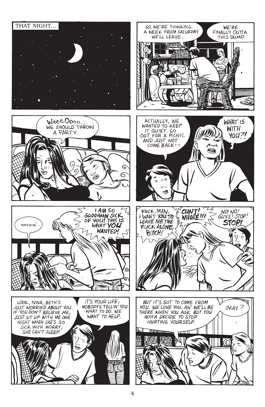 Stray Bullets Issue #14 #14 - English 6