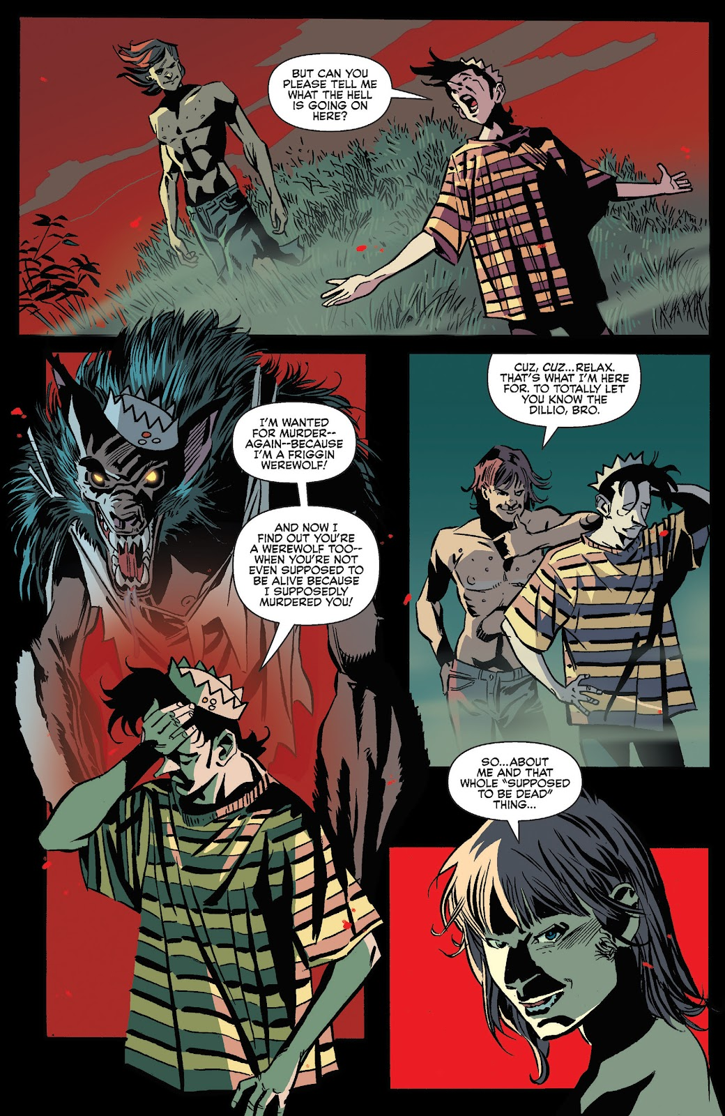 Jughead The Hunger Issue #3 #4 - English 4