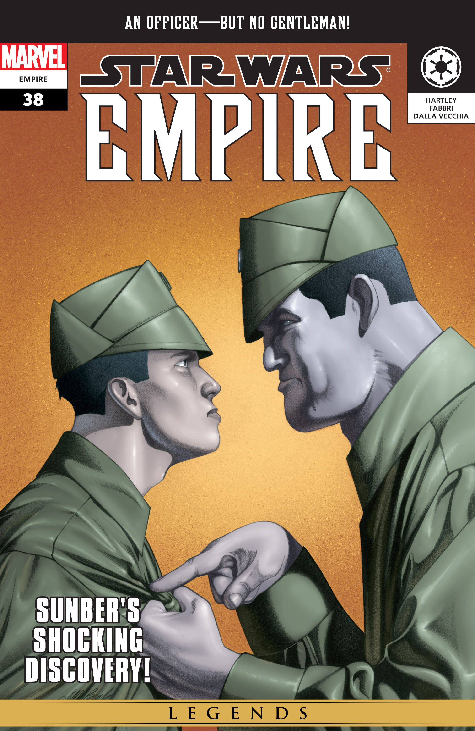 Read online Star Wars: Empire comic -  Issue #38 - 1