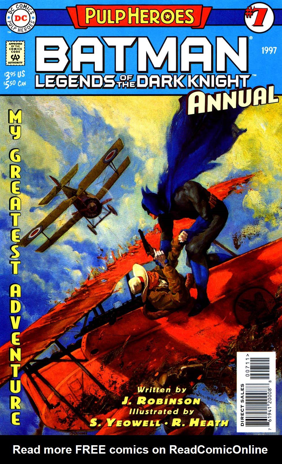 Batman: Legends of the Dark Knight _Annual_7 Page 1